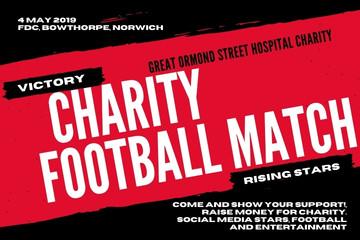 Norwich Football Charity Match