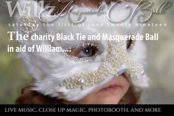 Norwich magic masquerade ball at Sprowston Manor thumb