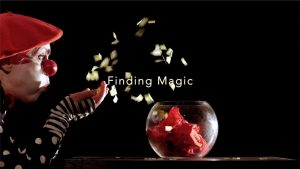 Finding Magic - Magical theatre at Norwich Puppet Theatre
