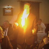 Magician - Close-up Magic - Fire - David Fung